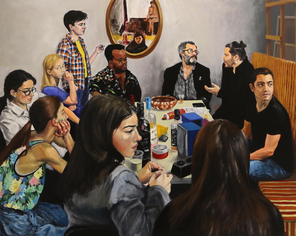 <p>Конкурсът дава възможност на публиката да проследи работата на познати и да се срещне с непознати имена, а на галерията да работи дългосрочно с тях.</p>