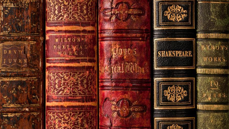 <p>Книгите, които&nbsp;<strong>освобождават въображението</strong> и емоциите</p>