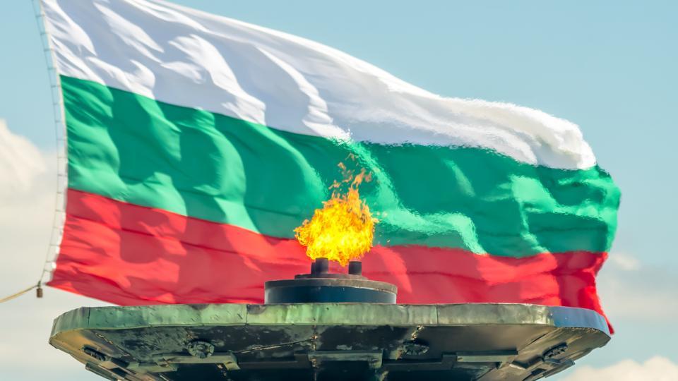 България знаме