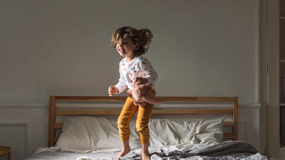 Поведенчески проблеми при 3-годишните деца