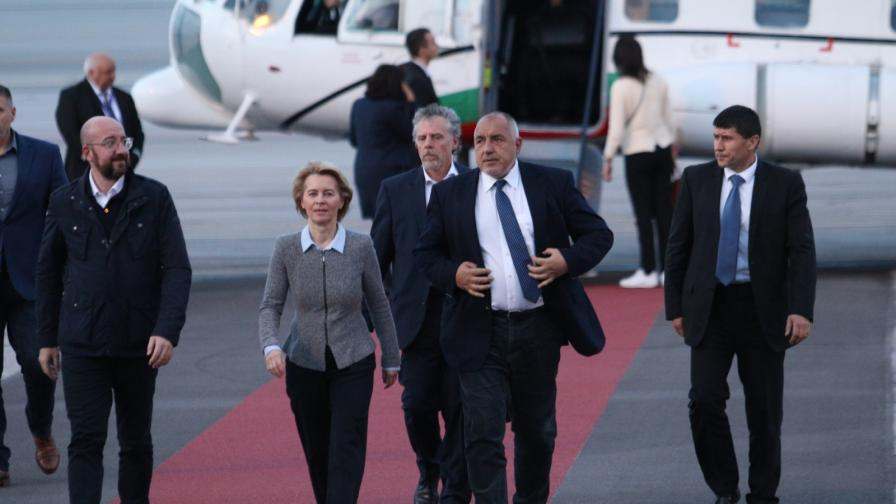Борисов: Имаме добра ограда, но истината е в дипломацията