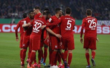 Байерн Мюнхен подновява тренировки