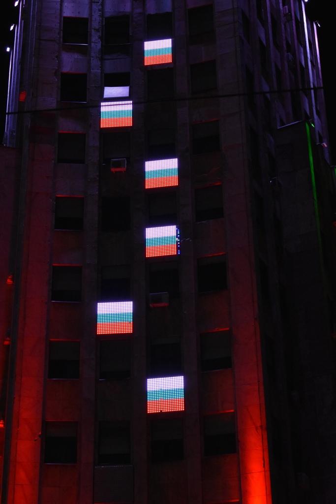 <p>Инициативата с изобразяването на българския трибагреник върху символи на Белград е първа по рода си. Тя е на посолството на България в Сърбия и се проведе със съдействието на кмета на града Зоран Радойчич.</p>