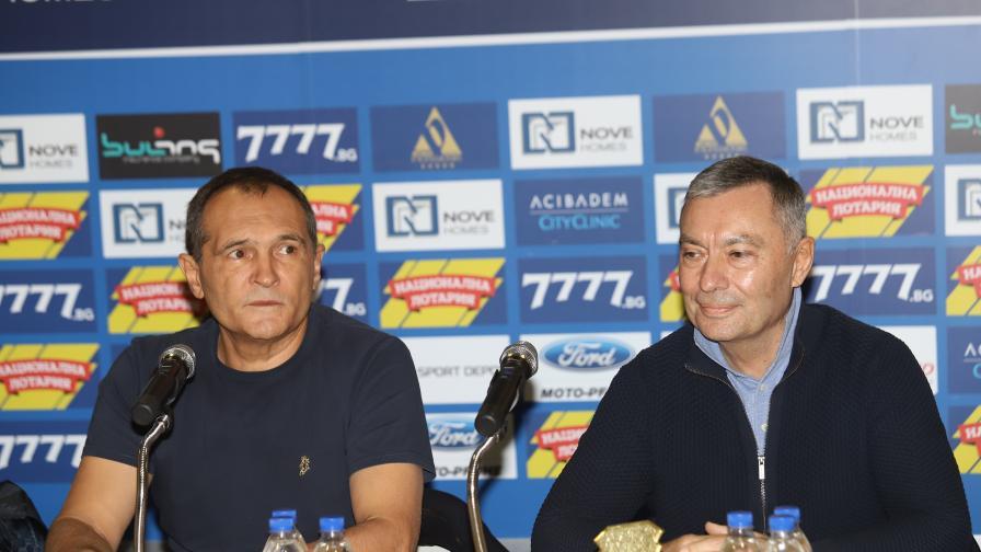 """България иска екстрадицията на собственика на """"Левски"""" от ОАЕ"""