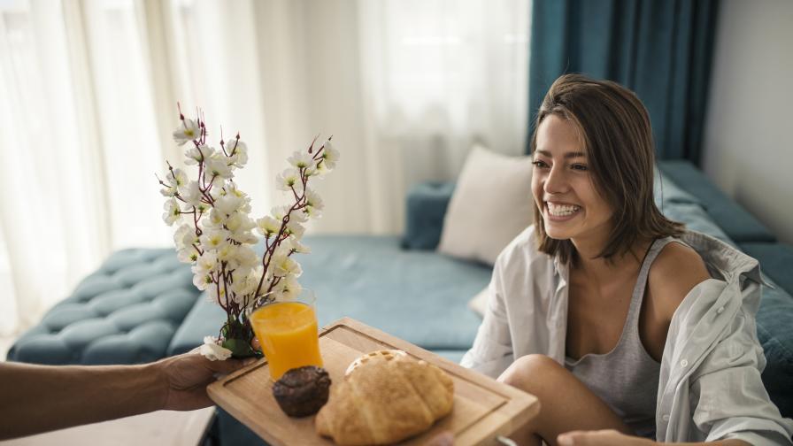 3 рецепти за закуска в леглото
