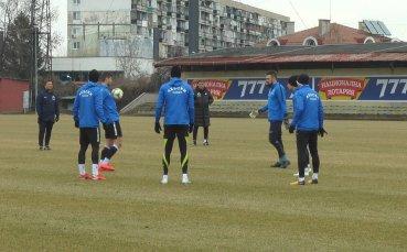 Левски променя програмата за подготовка на играчите