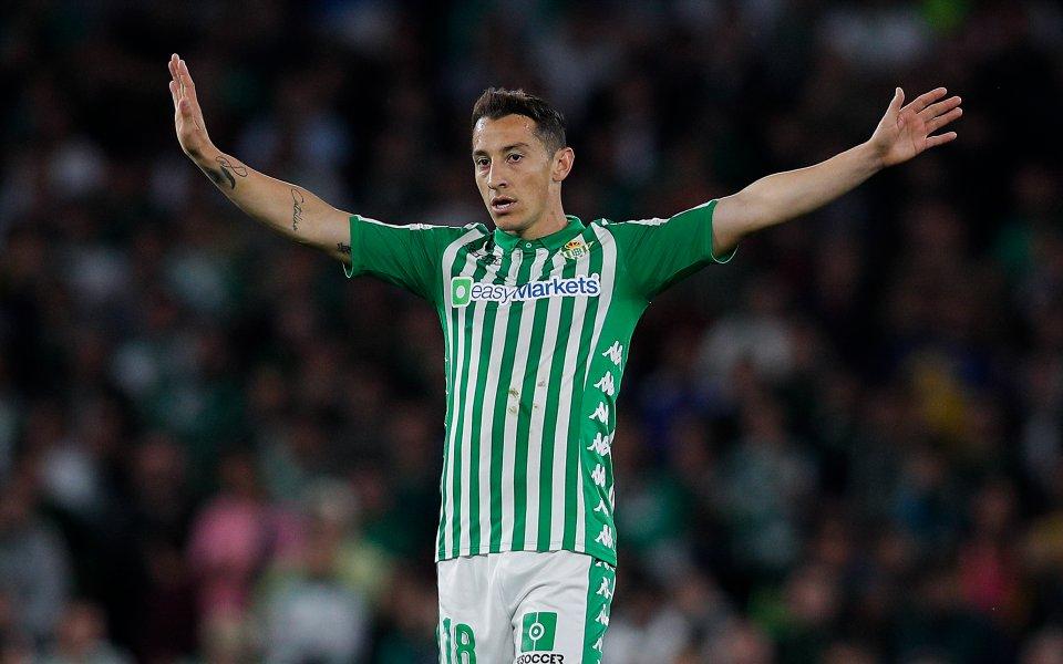 Реал Бетис намали заплатите с 15%