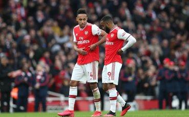 Саня сравни Обамеянг с Ван Перси и заяви: Дано Арсенал се е поучил от грешката