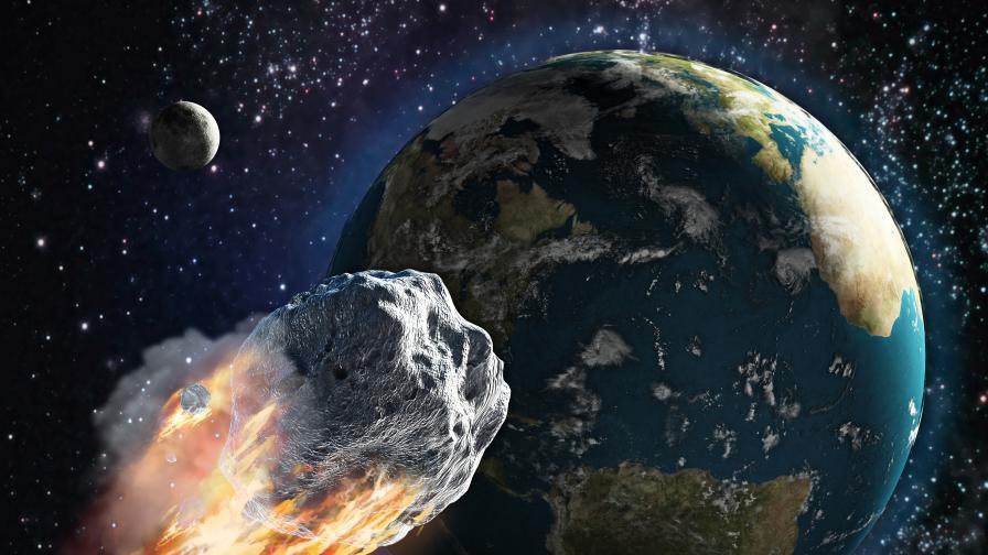 НАСА: 50-метров астероид ще се доближи опасно близо до Земята