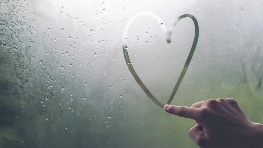 <p>Любов по време на корона: снимката, която трогна света</p>