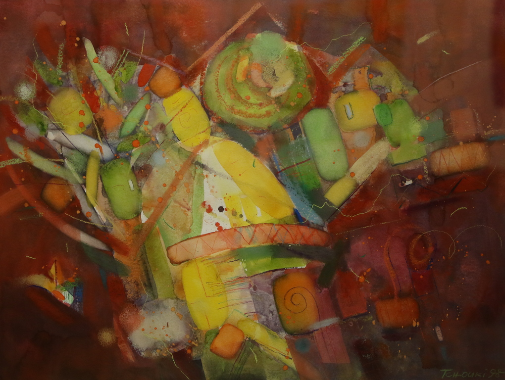 <p>В месец март Стоян Чуканов празнува своя юбилей с изложбата &bdquo;50&ldquo; в галерия &bdquo;Контраст&ldquo;, която подготвя в продължение на година.</p>