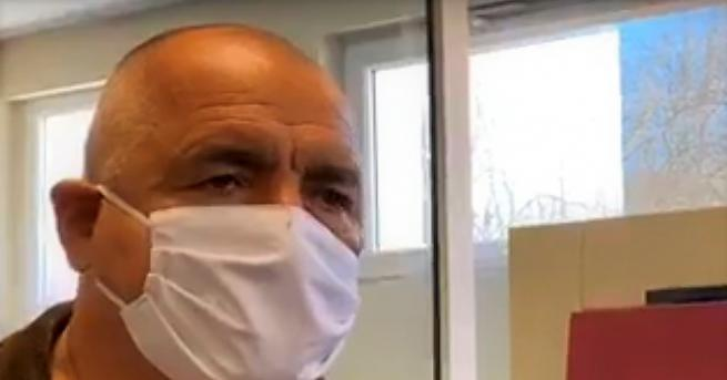 България Борисов: Националният щаб направи поръчка за 200 респиратори Бойко