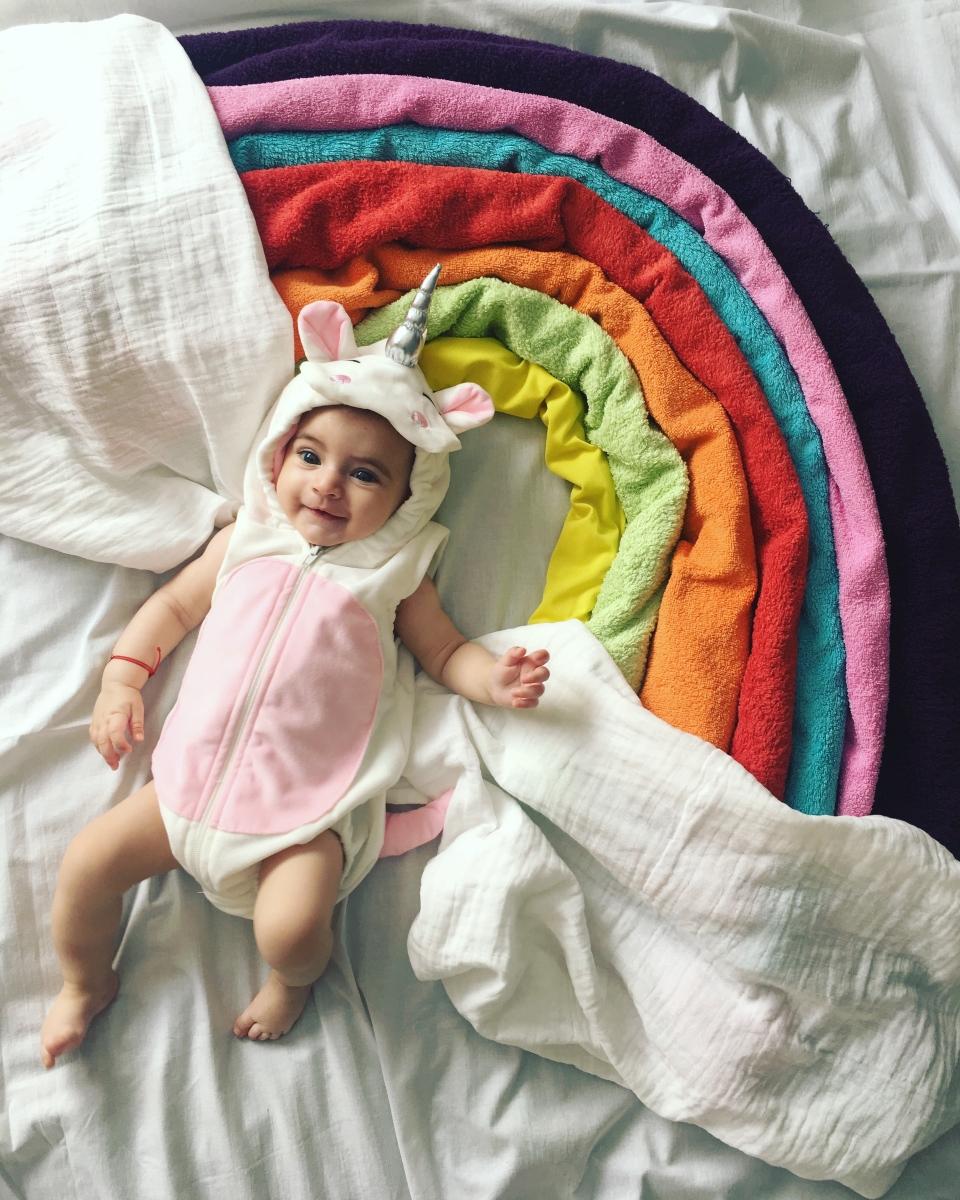 <p>Малката Ванеса влиза в различни роли в съня си.</p>