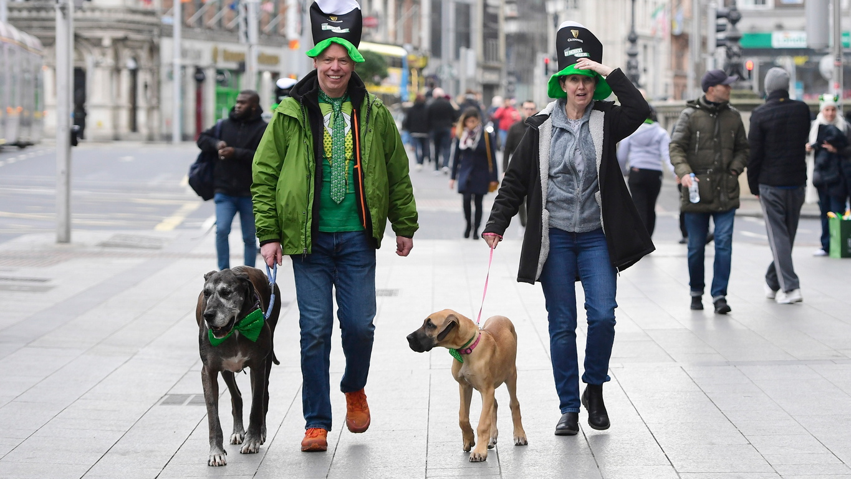 <p>Дъблин, Ирландия</p>