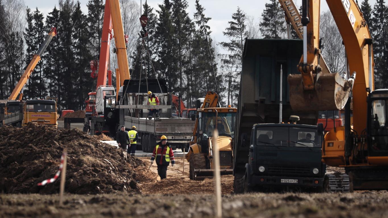 <p>Новото съоръжение с 500 легла, в слабо населен регион на 50 километра от Москва, ще &quot;използва опита на колегите в Китай&quot;, заяви Андрей Бочкарев, заместник-кмет на града.</p>