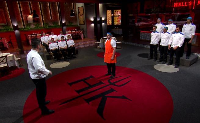 Женска схватка в битка за лидерство в новия епизод на Hell's Kitchen