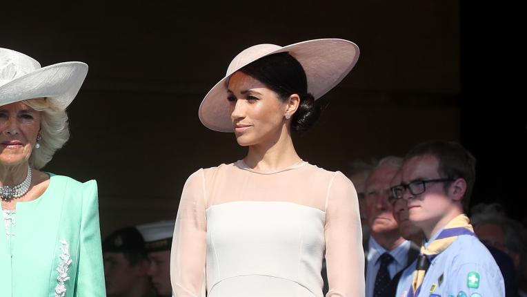 Най-добрите модни моменти на Меган Маркъл като херцогиня
