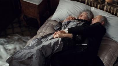 """Истинската история на прегърнатата възрастна двойка от филма """"Титаник"""""""