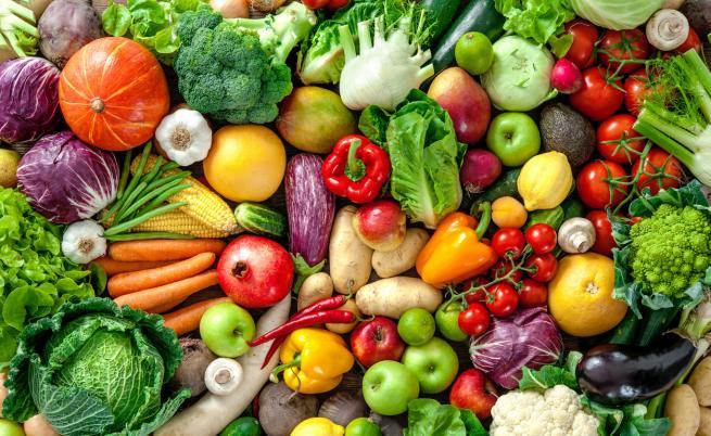 Можете ли да познаете кои са тези плодове и зеленчуци?