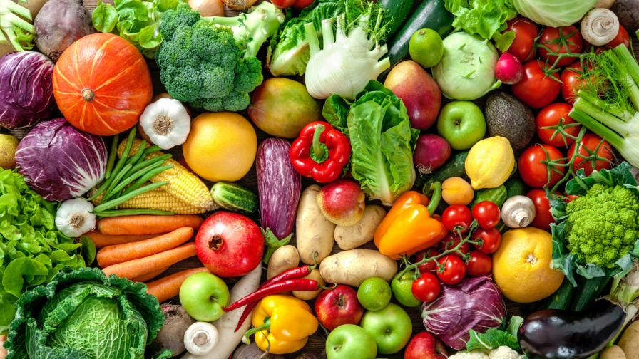 <p><strong>Можете </strong>ли да <strong>познаете </strong>кои са тези плодове и зеленчуци?</p>