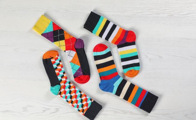 Ден на шарените чорапи - какво отбелязваме днес