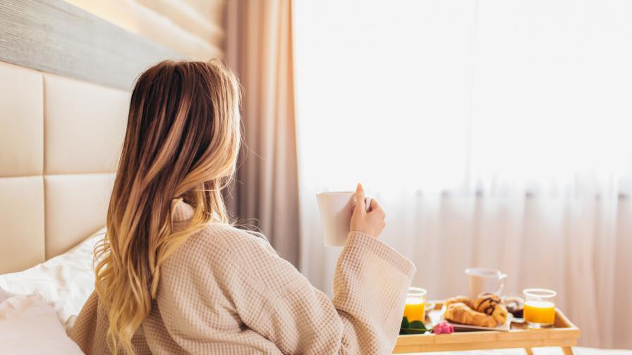 Сутрешните навици, от които напълняваме