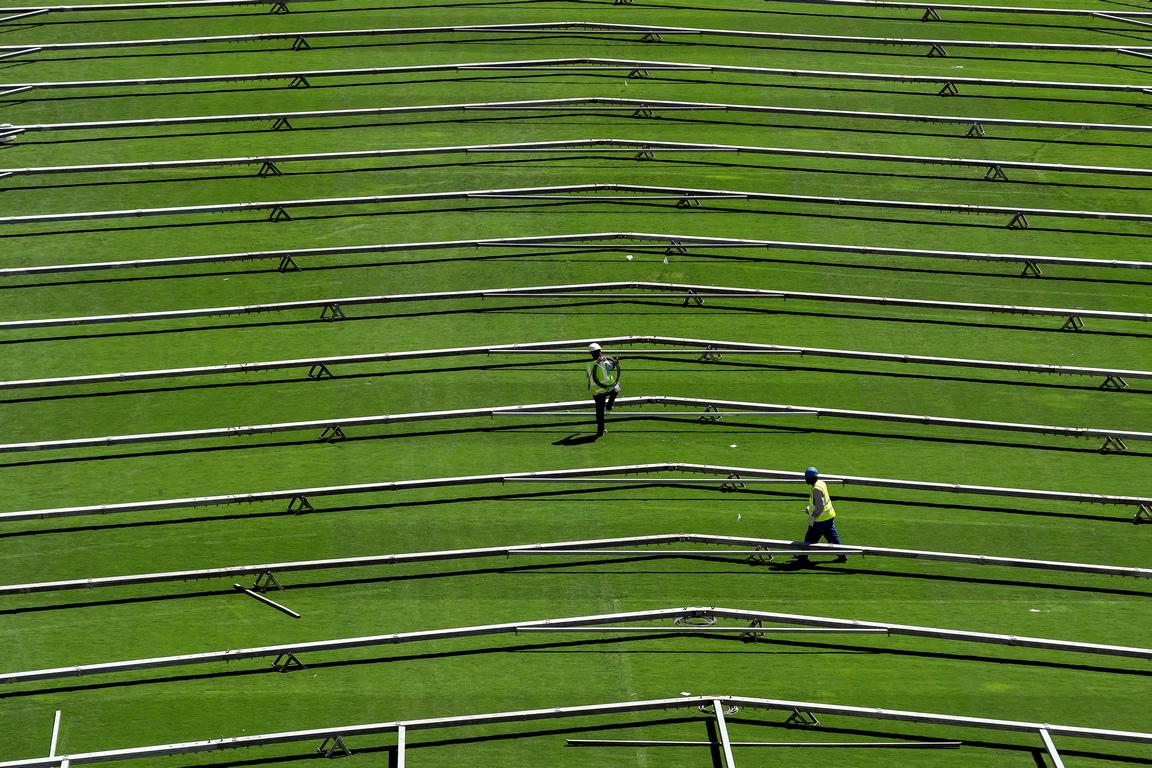 <p>Стадион Пакаембу в Сао Пауло, Бразилия</p>