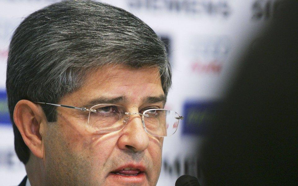 Бившият президент на Реал Мадрид Фернандо Мартин е в критично