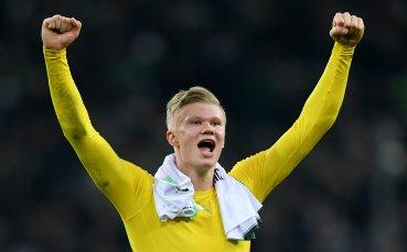 Добри новини за Дортмунд: Халанд пак тренира