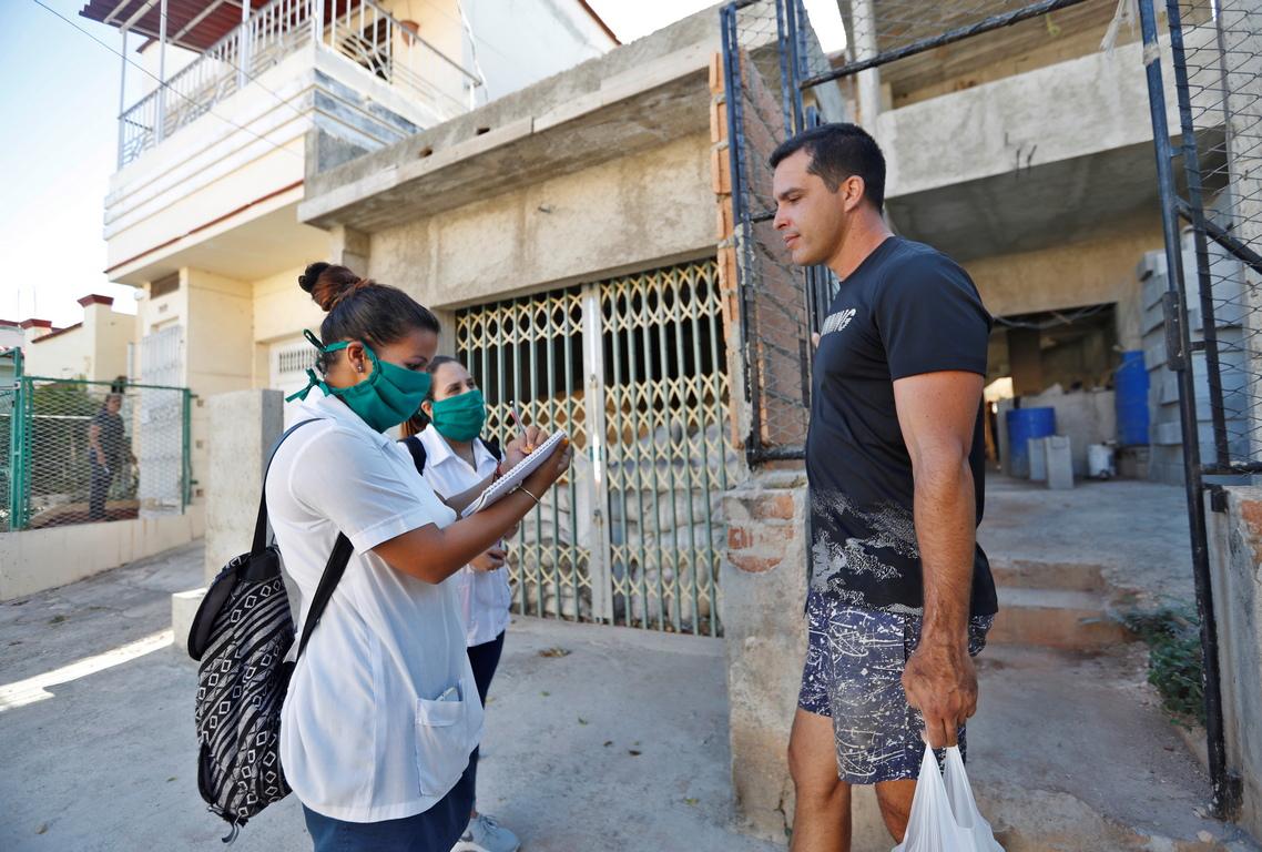 <p>Куба ще изолира всички туристи, които все още се намират на острова</p>
