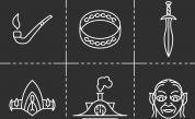"""ТЕСТ: Колко знаете за """"Властелинът на пръстените""""?"""