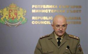 Ген. Мутафчийски с горещ призив към всички българи за Великден