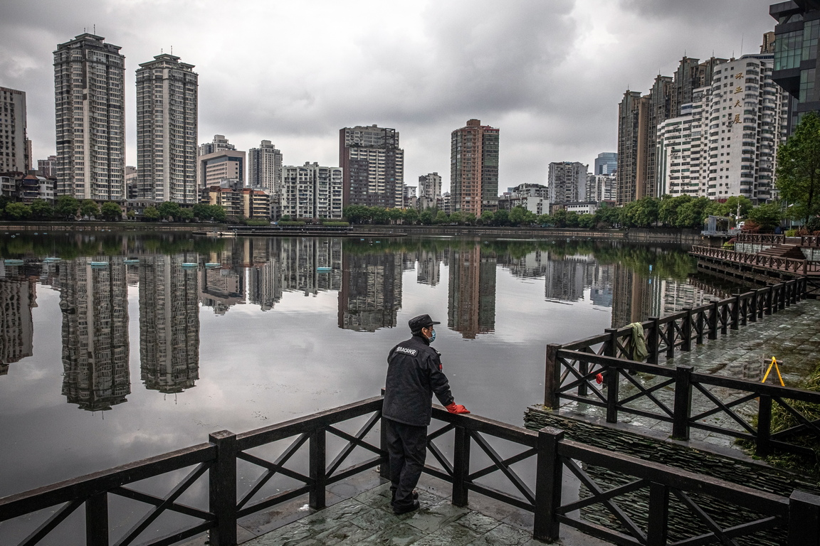 <p>Властите в Китай обявиха, че епидемията от коронавирус в страната е приключила.</p>