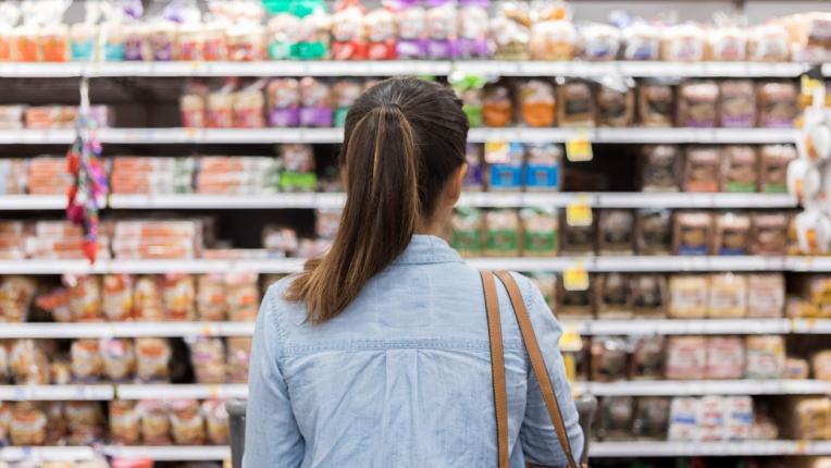 супермаркет покупки
