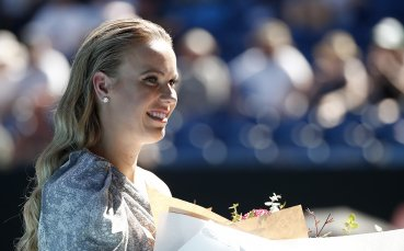 Бивша тенисистка показа как се ядат пуканки