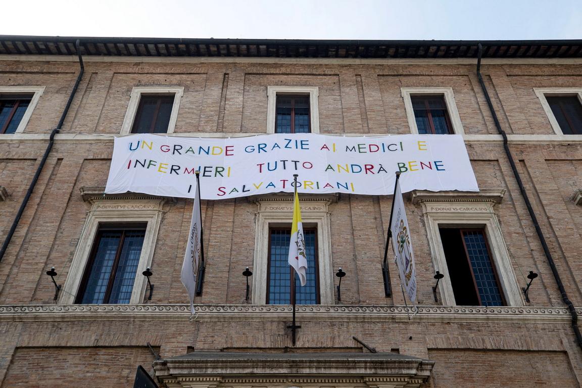 <p>Г-н П не е единственият столетник, който се е преборил с болестта. В Модена 95-годишната в Емилия-Романя стана първият човек в провинцията, победил COVID-19.</p>
