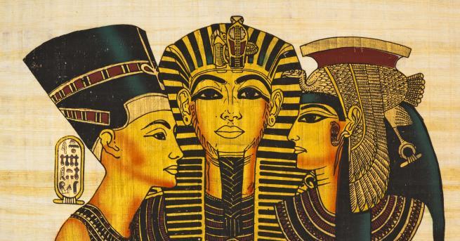 Любопитно Египтолог развенча мита как е изглеждала Клеопатра Други учени