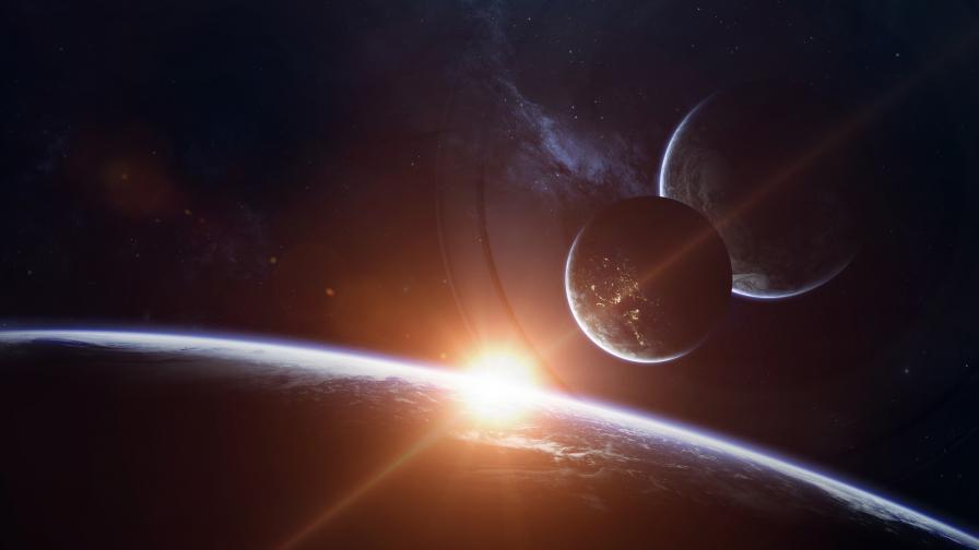 Юпитер и плутон се срещат на 30 юни – втора възможност за вълшебни промени