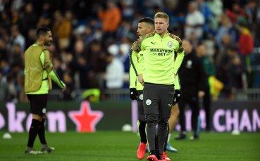 УЕФА не спира да хвърля стрели по Сити - докара му нова глоба
