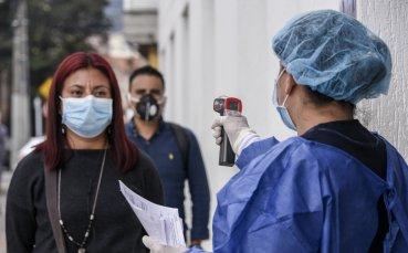 399 заразени в България от COVID-19