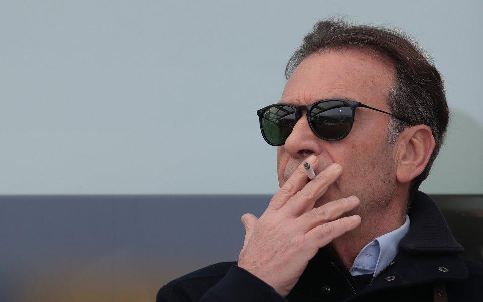 Президентът на Бреша Масимо Челино заяви, че тимът ще загуби