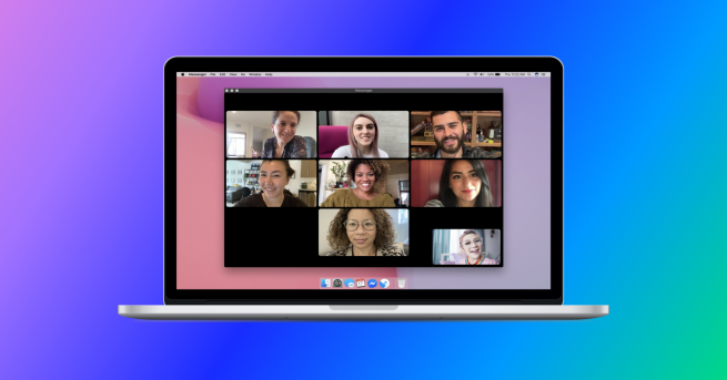 Технологии Facebook пуска приложение на Messenger за Windows и Mac