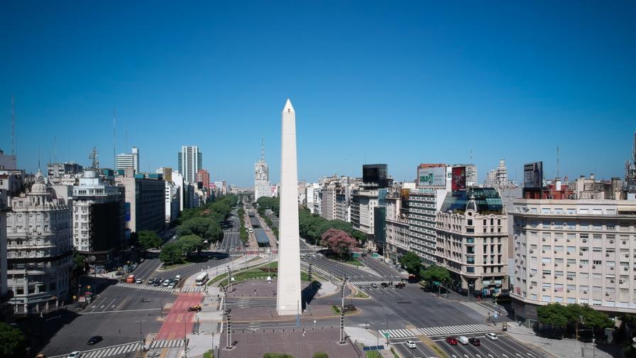 И Аржентина е под задължителна карантина