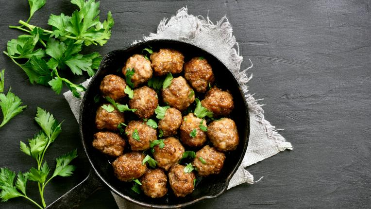 Защо пържените кюфтета са идеалната храна по време на изолация?