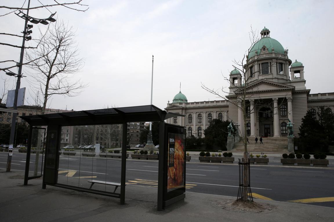 """<p class=""""flow-text indent justify"""">През последните 24 часа от коронавирус в Сърбия са починали трима души.Така общият брой на починалите от началото на пандемията вече е 61 човека. Това съобщиха от Кризисния щаб в Белград.</p>"""