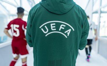 Белгия се уплаши от УЕФА и дава задна за прекратяването на първенството