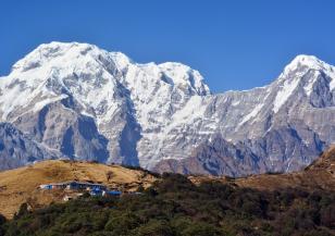 Поглед към Хималаите
