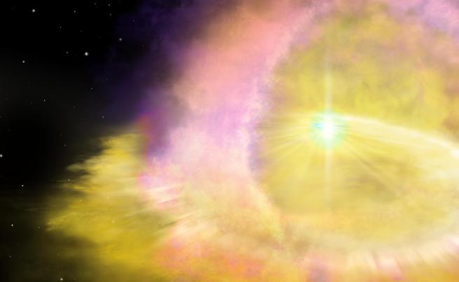 Учени откриха най-ярката супернова досега