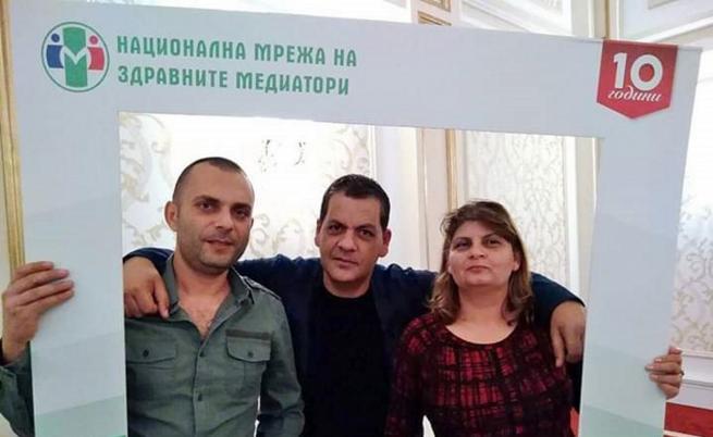 Мисия здравен медиатор - Стефан Коларов за работата на първа линия
