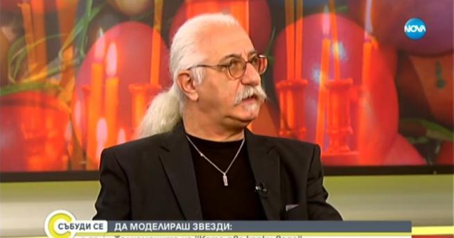 Любопитно Етиен Леви и Георги Низамов: Да моделираш звезди в